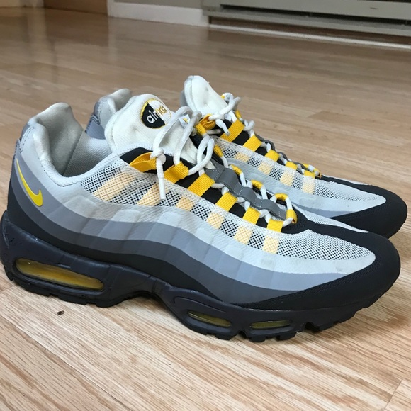 uk availability 3ce7d 947f3 Men s Nike Air Max 95 in Tour Yellow. M 5aa29207daa8f66dd991275d